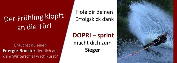DOPRI-sprint