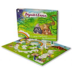 Kinderbrettspiel Beynie&Laan auf Abenteuerreise