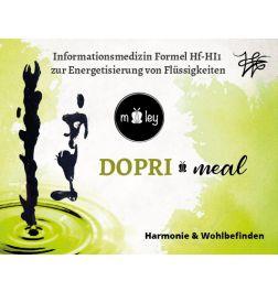 DOPRI - meal Harmonie