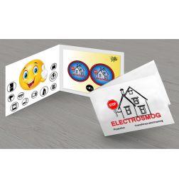 Elektrogeräte-Haus