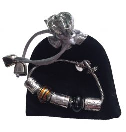 Silberarmband MLFRIMU-310-S