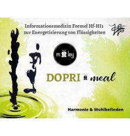 DOPRI - meal Harmonie - energetisch Kochen