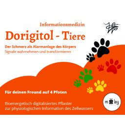 Dorigitol-T - Schmerzen der Tiere